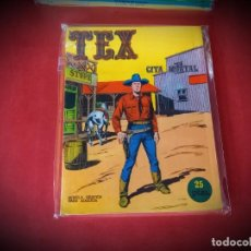 Cómics: TEX Nº 11 -BURU LAN - EXCELENTE ESTADO - LEER DESCRIPICION -. Lote 247956670