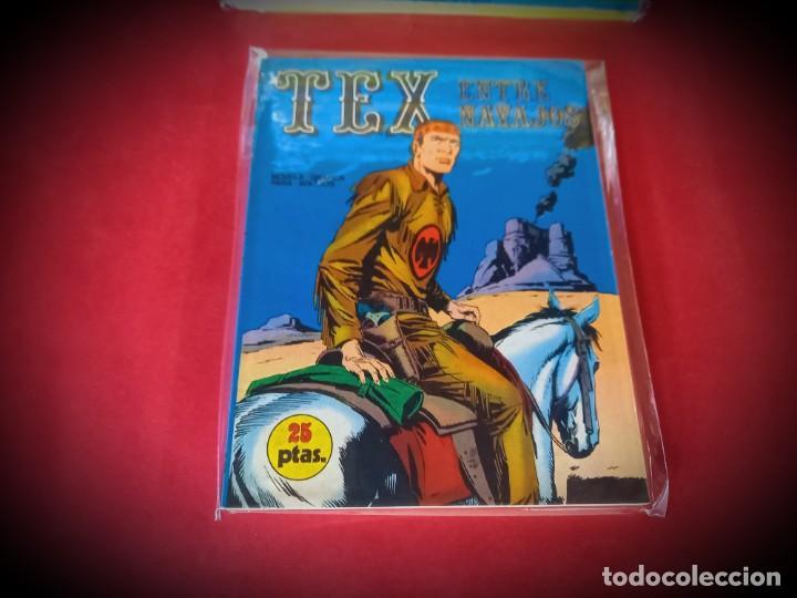 TEX Nº 12 -BURU LAN - EXCELENTE ESTADO - LEER DESCRIPICION - (Tebeos y Comics - Buru-Lan - Tex)