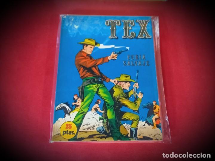 TEX Nº 14 -BURU LAN - EXCELENTE ESTADO - LEER DESCRIPICION - (Tebeos y Comics - Buru-Lan - Tex)