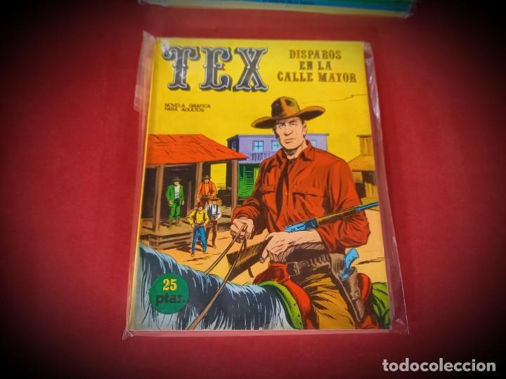 TEX Nº 15 -BURU LAN - EXCELENTE ESTADO - LEER DESCRIPICION - (Tebeos y Comics - Buru-Lan - Tex)