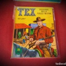 Cómics: TEX Nº 15 -BURU LAN - EXCELENTE ESTADO - LEER DESCRIPICION -. Lote 247957000