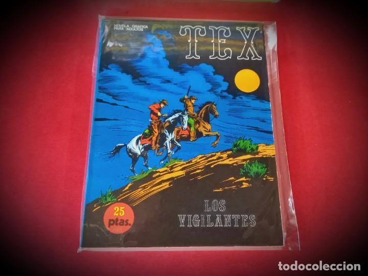 TEX Nº 16 -BURU LAN - EXCELENTE ESTADO - LEER DESCRIPICION - (Tebeos y Comics - Buru-Lan - Tex)