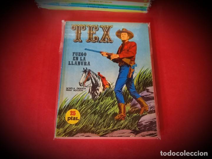 TEX Nº 17 -BURU LAN - EXCELENTE ESTADO - LEER DESCRIPICION - (Tebeos y Comics - Buru-Lan - Tex)