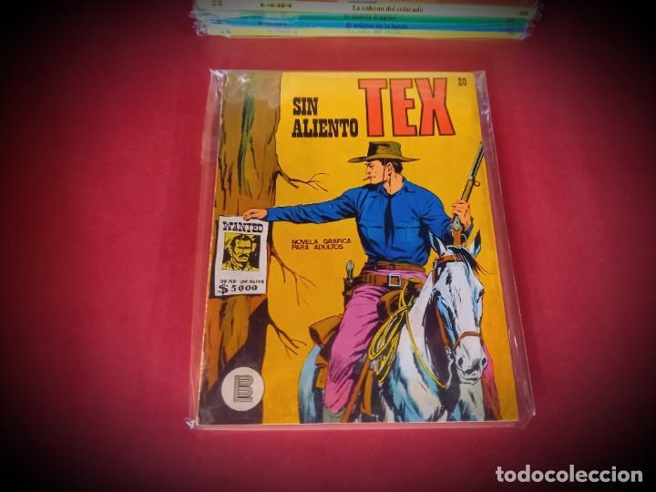 TEX Nº 20 -BURU LAN - EXCELENTE ESTADO - LEER DESCRIPICION - (Tebeos y Comics - Buru-Lan - Tex)