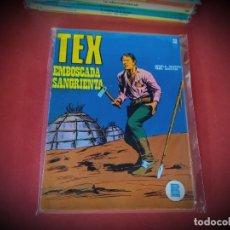 Cómics: TEX Nº 22 -BURU LAN - EXCELENTE ESTADO - LEER DESCRIPICION -. Lote 247957530