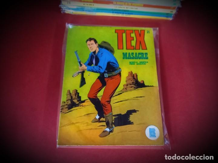 TEX Nº 24 -BURU LAN - EXCELENTE ESTADO - LEER DESCRIPICION - (Tebeos y Comics - Buru-Lan - Tex)