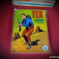 Cómics: TEX Nº 24 -BURU LAN - EXCELENTE ESTADO - LEER DESCRIPICION -. Lote 247957825