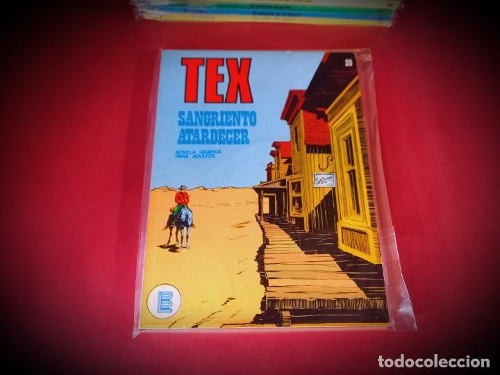 TEX Nº 29 -BURU LAN - EXCELENTE ESTADO - LEER DESCRIPICION - (Tebeos y Comics - Buru-Lan - Tex)