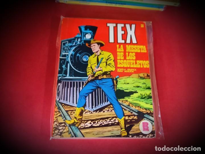 TEX Nº 30 -BURU LAN - EXCELENTE ESTADO - LEER DESCRIPICION - (Tebeos y Comics - Buru-Lan - Tex)