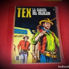 Cómics: TEX Nº 31 -BURU LAN - EXCELENTE ESTADO - LEER DESCRIPICION -. Lote 247958670
