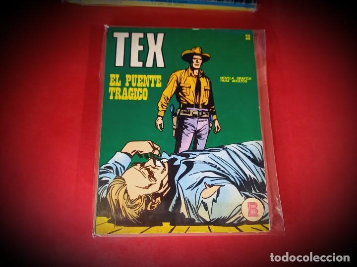 TEX Nº 32 -BURU LAN - EXCELENTE ESTADO - LEER DESCRIPICION - (Tebeos y Comics - Buru-Lan - Tex)