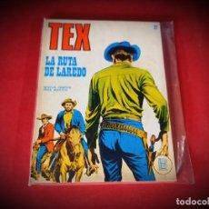 Cómics: TEX Nº 37 -BURU LAN - EXCELENTE ESTADO - LEER DESCRIPICION -. Lote 247959195