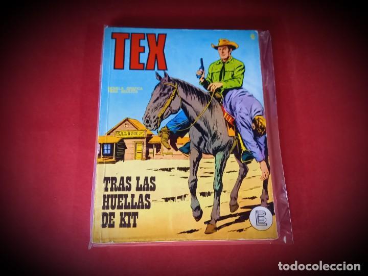 TEX Nº 41 -BURU LAN - EXCELENTE ESTADO - LEER DESCRIPICION - (Tebeos y Comics - Buru-Lan - Tex)
