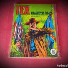 Cómics: TEX Nº 42 -BURU LAN - EXCELENTE ESTADO - LEER DESCRIPICION -. Lote 247959645