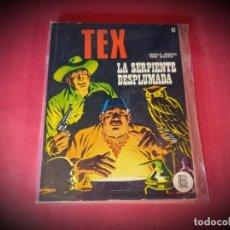 Cómics: TEX Nº 43 -BURU LAN - EXCELENTE ESTADO - LEER DESCRIPICION -. Lote 247959745