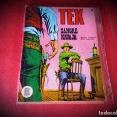 Cómics: TEX Nº 44 -BURU LAN - EXCELENTE ESTADO - LEER DESCRIPICION -. Lote 247959820