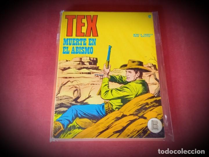 TEX Nº 47 -BURU LAN - EXCELENTE ESTADO - LEER DESCRIPICION - (Tebeos y Comics - Buru-Lan - Tex)