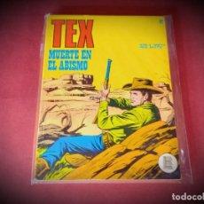 Cómics: TEX Nº 47 -BURU LAN - EXCELENTE ESTADO - LEER DESCRIPICION -. Lote 247960095