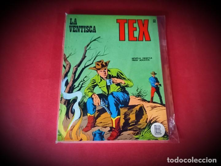 TEX Nº 52 -BURU LAN - EXCELENTE ESTADO - LEER DESCRIPICION - (Tebeos y Comics - Buru-Lan - Tex)