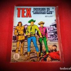 Cómics: TEX Nº 56 -BURU LAN - EXCELENTE ESTADO - LEER DESCRIPICION -. Lote 247960775