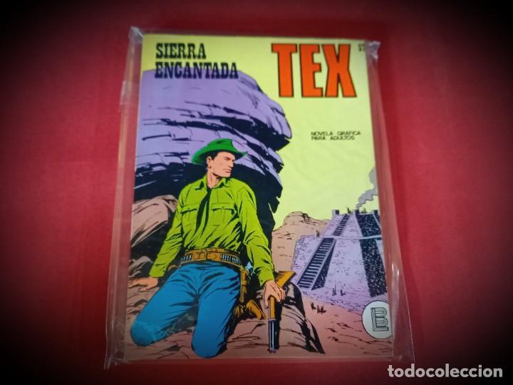 TEX Nº 57 -BURU LAN - EXCELENTE ESTADO - LEER DESCRIPICION - (Tebeos y Comics - Buru-Lan - Tex)