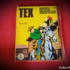 Fumetti: TEX Nº 59 -BURU LAN - EXCELENTE ESTADO - LEER DESCRIPICION -. Lote 247961015