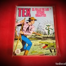 Fumetti: TEX Nº 60 -BURU LAN - EXCELENTE ESTADO - LEER DESCRIPICION -. Lote 247961150