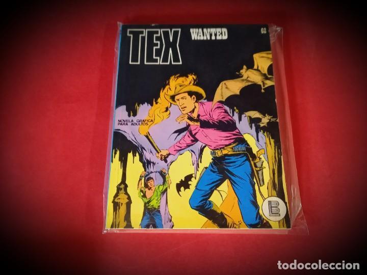 TEX Nº 62 -BURU LAN - EXCELENTE ESTADO - LEER DESCRIPICION - (Tebeos y Comics - Buru-Lan - Tex)