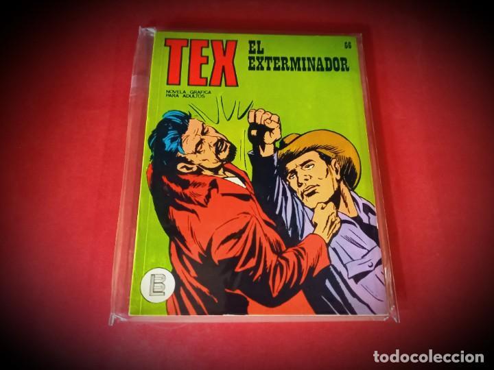 TEX Nº 66 -BURU LAN - EXCELENTE ESTADO - LEER DESCRIPICION - (Tebeos y Comics - Buru-Lan - Tex)