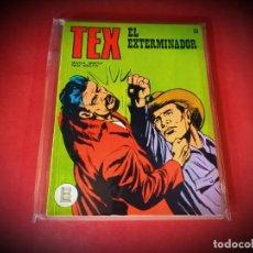 Cómics: TEX Nº 66 -BURU LAN - EXCELENTE ESTADO - LEER DESCRIPICION -. Lote 247961655