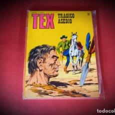 Cómics: TEX Nº 70 -BURU LAN - EXCELENTE ESTADO - LEER DESCRIPICION -. Lote 247962105
