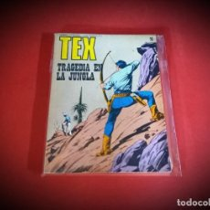 Cómics: TEX Nº 75 -BURU LAN - EXCELENTE ESTADO - LEER DESCRIPICION -. Lote 247962570