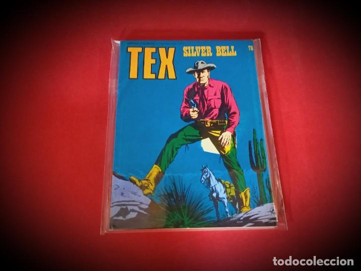 TEX Nº 78 -BURU LAN - EXCELENTE ESTADO - LEER DESCRIPICION - (Tebeos y Comics - Buru-Lan - Tex)