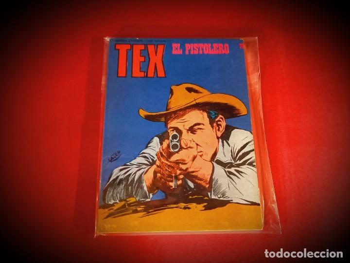 TEX Nº 79 -BURU LAN - EXCELENTE ESTADO - LEER DESCRIPICION - (Tebeos y Comics - Buru-Lan - Tex)