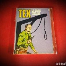 Cómics: TEX Nº 81 -BURU LAN - EXCELENTE ESTADO - LEER DESCRIPICION -. Lote 247963170