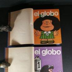 Comics: EL GLOBO COMPLETA DEL 1 AL 21 BURU-LAN 1973 ESTADO IMPECABLE EN 2 TOMOS. Lote 248434450