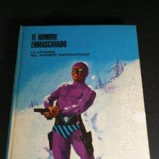 Cómics: EL HOMBRE ENMASCARADO LA LEYENDA DEL HOMBRE ENMASCARADO TOMO 0 1972 BURU LAN BURULAN (2). Lote 248503415
