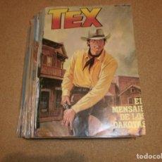 Comics : TEX (TEXAS BILL) - COMPLETA AÑO 1.983 - EDICIONES CINCO HORIZONTAL. Lote 248809525