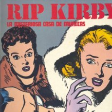 Cómics: RIP KIRBY. BURULAN, 1974. LAS MISTERIOSA CASA DE MUÑECAS. ALEX RAYMOND. Lote 248982065