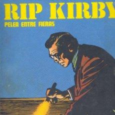 Cómics: RIP KIRBY. BURULAN, 1974. PELEA ENTRE FIERAS. ALEX RAYMOND. Lote 248982970