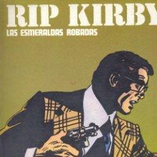 Cómics: RIP KIRBY. BURULAN, 1974. LAS ESMERALDAS ROBADAS. ALEX RAYMOND. Lote 249018160