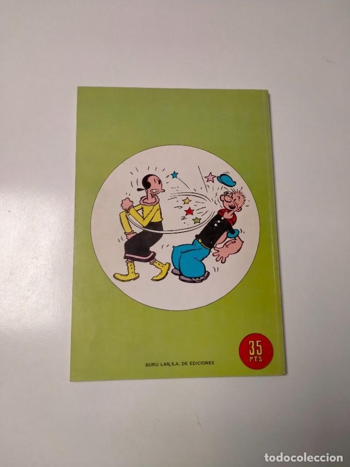 Cómics: Colección Popeye número 2 con Póster Ediciones Buru Lan Año 1970 - Foto 2 - 249036195