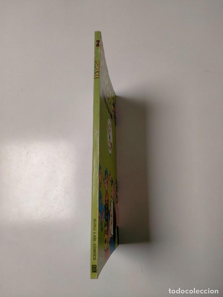 Cómics: Colección Popeye número 2 con Póster Ediciones Buru Lan Año 1970 - Foto 3 - 249036195