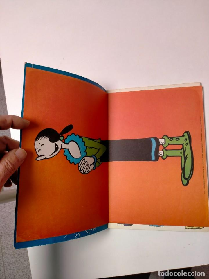 Cómics: Colección Popeye número 2 con Póster Ediciones Buru Lan Año 1970 - Foto 11 - 249036195