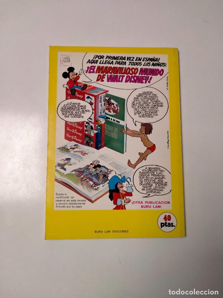 Cómics: Colección Popeye número 1 con Póster Ediciones Buru Lan Año 1970 - Foto 2 - 249037640