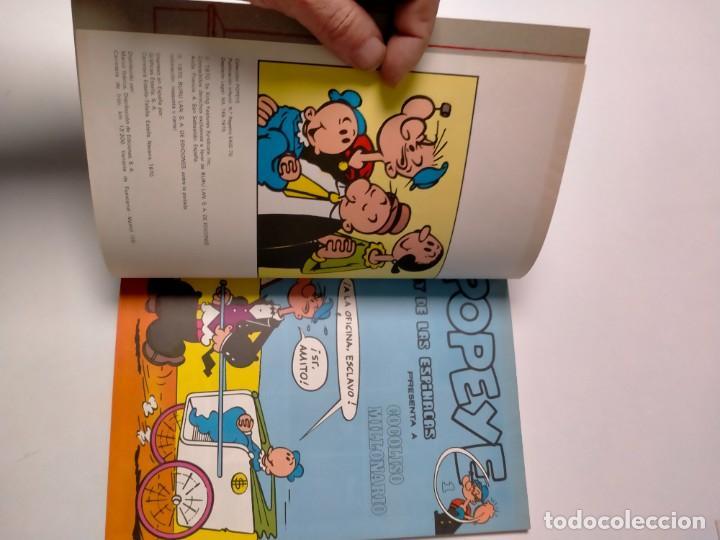 Cómics: Colección Popeye número 1 con Póster Ediciones Buru Lan Año 1970 - Foto 5 - 249037640