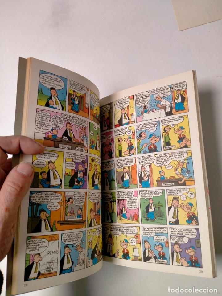 Cómics: Colección Popeye número 1 con Póster Ediciones Buru Lan Año 1970 - Foto 7 - 249037640