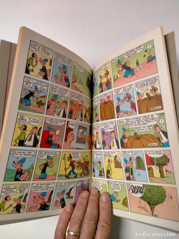 Cómics: Colección Popeye número 1 con Póster Ediciones Buru Lan Año 1970 - Foto 8 - 249037640