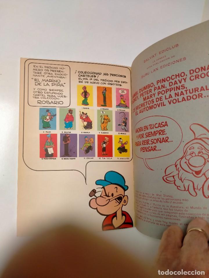 Cómics: Colección Popeye número 1 con Póster Ediciones Buru Lan Año 1970 - Foto 9 - 249037640