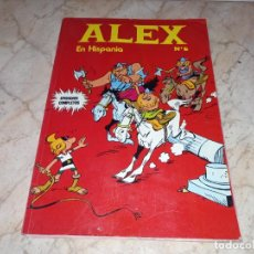 Cómics: TEBEO ALEX Nº 6 EN HISPANIA BURU LAN BURULAN EDICIONES 1973. Lote 249097415